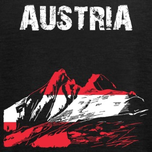 Nation-Design Austria Grossglockner - Women's Tank Top by Bella