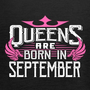 Queens of September - Singlet for kvinner fra Bella