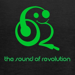 The sound of revolution - Top da donna della marca Bella