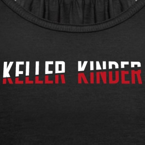 Kellerkinder lettering - Women's Tank Top by Bella