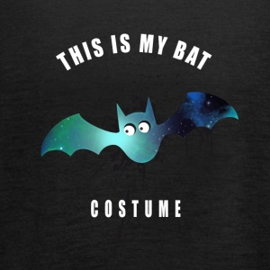 costume bat bat comic splashes cute lol - Women's Tank Top by Bella