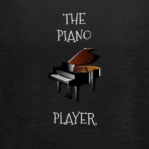 The piano player - Women's Tank Top by Bella