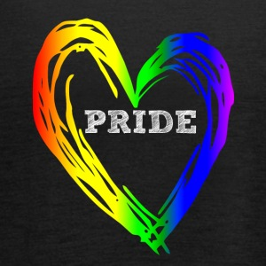 PRIDE HEART - Women's Tank Top by Bella