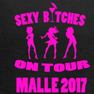 SEXY BICHTES on Tour - Tank top damski Bella