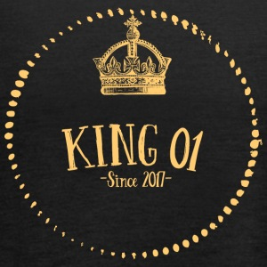 King 01 - Partnerlook! - Frauen Tank Top von Bella