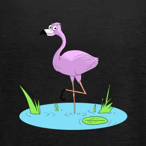 Pinker Flamingo - Top da donna della marca Bella