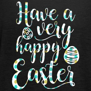 Ostern / Osterhase: Have a very happy Easter - Frauen Tank Top von Bella