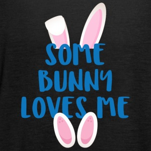 Easter / Easter Bunny: Some Bunny Loves Me - Women's Tank Top by Bella