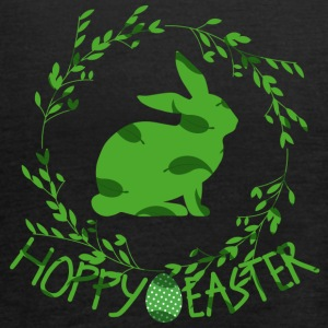 Easter / Easter bunny: Hoppy Easter - Women's Tank Top by Bella