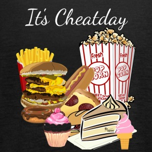 Cheatday - Women's Tank Top by Bella