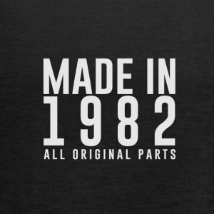 MADE IN 1982 - BIRTHDAY - Women's Tank Top by Bella