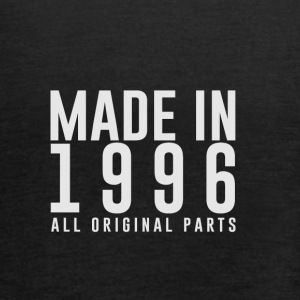 MADE IN 1996 - BIRTHDAY - Women's Tank Top by Bella