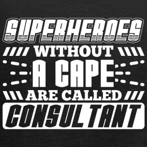 SUPERHEROES CONSULTANT - Women's Tank Top by Bella