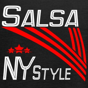 Salsa NY Style - Pro Dance Edition - Women's Tank Top by Bella
