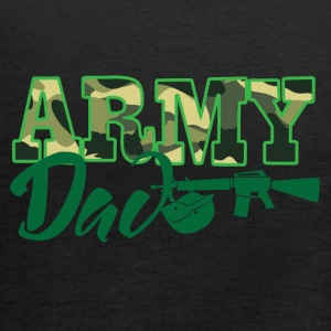 Military / Soldiers: Army Dad - Women's Tank Top by Bella