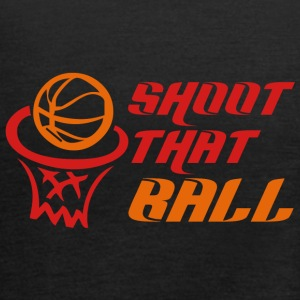 Coach / Coach: Shoot That Ball - Women's Tank Top by Bella