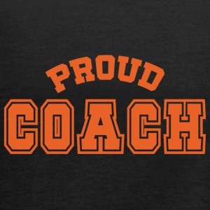 Coach / Coach: Proud Coach - Women's Tank Top by Bella