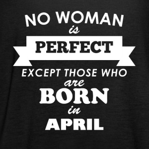Perfect woman April - Women's Tank Top by Bella