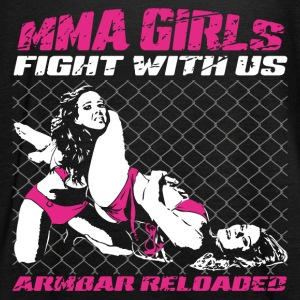 MMA Girls - Fight Wear - Arti marziali - Mix BJJ - Top da donna della marca Bella