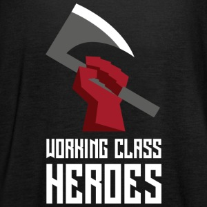 HEROES Working Class - Top da donna della marca Bella