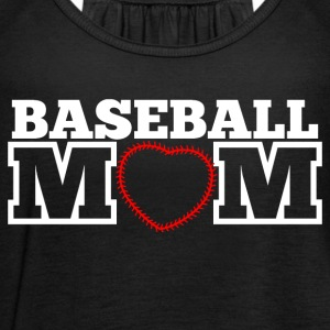 baseball Mom - Singlet for kvinner fra Bella