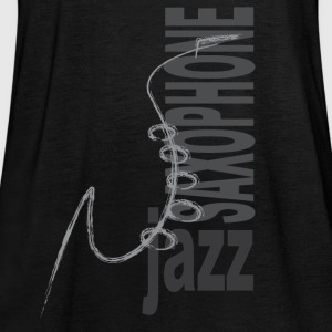 Jazz Saxophone - Women's Tank Top by Bella