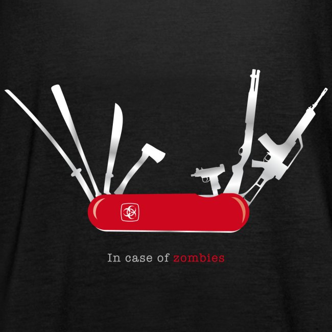 In case of zombies
