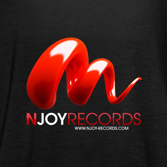 Logo Njoy Records Blanc