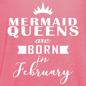 Mermaid Queens februari - Vrouwen tank top van Bella