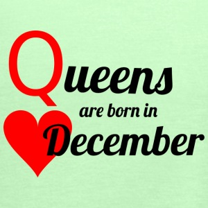Queen December - Frauen Tank Top von Bella