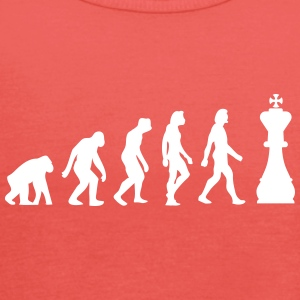 The Evolution Of Chess - Women's Tank Top by Bella