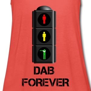 TRAFFIC LIGHT FOREVER DAB / DAB TRAFFIC LIGHT - Women's Tank Top by Bella
