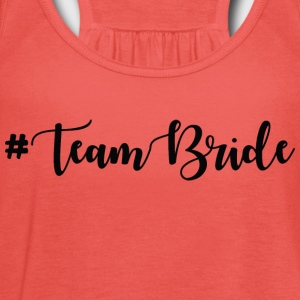 #Team Bride - Singlet for kvinner fra Bella
