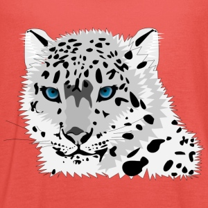 snow leopard - Women's Tank Top by Bella