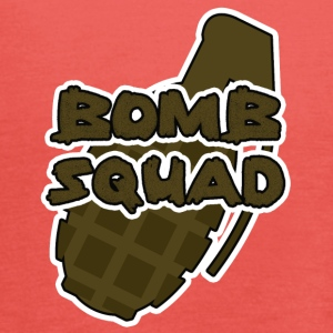 Military / Soldiers: Bomb Squad - Women's Tank Top by Bella