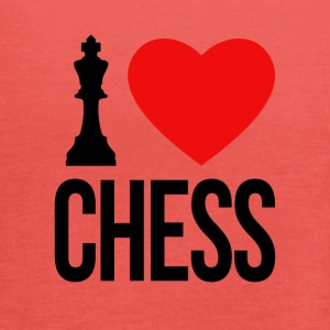 I LOVE CHESS - Frauen Tank Top von Bella