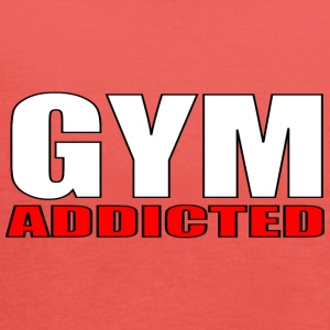 GYM Addicted - Women's Tank Top by Bella