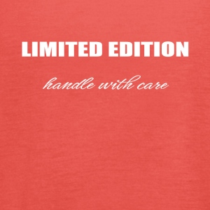 Limited edition - handle with care - Women's Tank Top by Bella