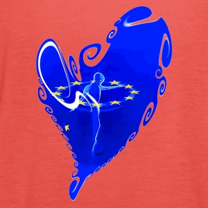 Feel the unity of europe - Women's Tank Top by Bella