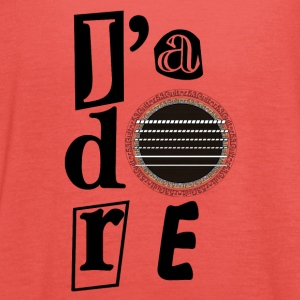 J'adore (Black) - Women's Tank Top by Bella