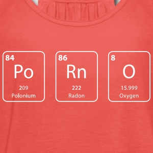 Porn periodic table element - Women's Tank Top by Bella