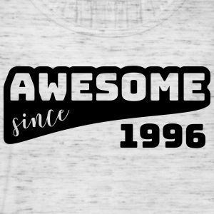 Awesome since 1996 / Birthday-Shirt - Women's Tank Top by Bella