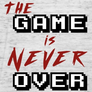 The game is never over - Women's Tank Top by Bella
