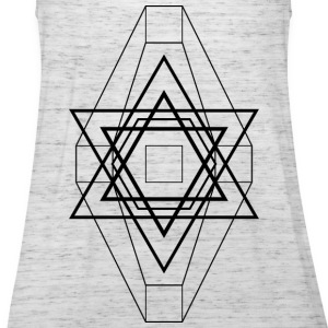 Geo Star - Women's Tank Top by Bella