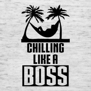 Chilling like a BOSS - Frauen Tank Top von Bella