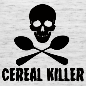 Halloween: Killer Cereal - Vrouwen tank top van Bella