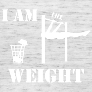 I am the weight - Women's Tank Top by Bella