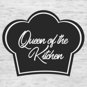 Kog / kok: Queen Of The Kitchen - Dame tanktop fra Bella