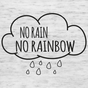 NO RAIN INGEN RAINBOW - Singlet for kvinner fra Bella