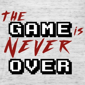 The game is never over_v2 - Women's Tank Top by Bella